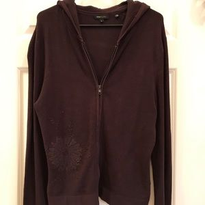 Large sweatshirt BCBGMAXAZRIA